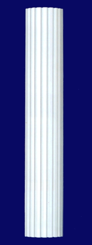 Segmented Greek Column